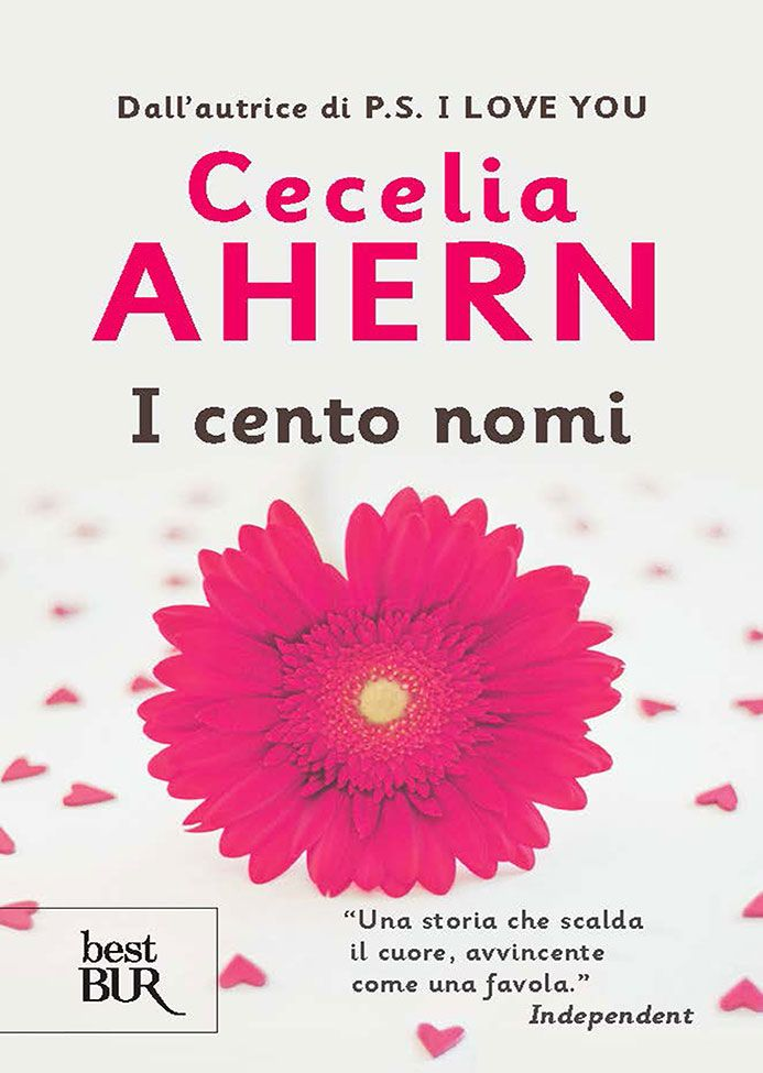 I cento nomi di Cecelia Ahern