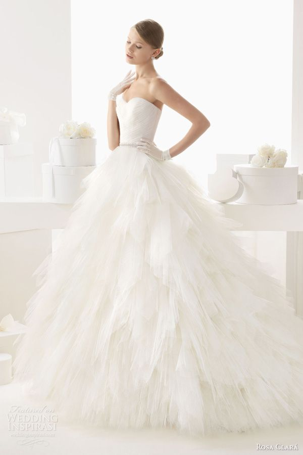 rosa-clara-wedding-dresses-2014-bridal-castila-strapless-ball-gown.jpg (600×900)