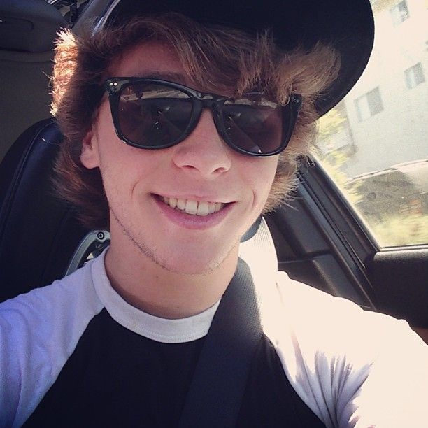 Happy birthday to Keaton Stromberg!! Can't believe he is 17 today!! #emblem3