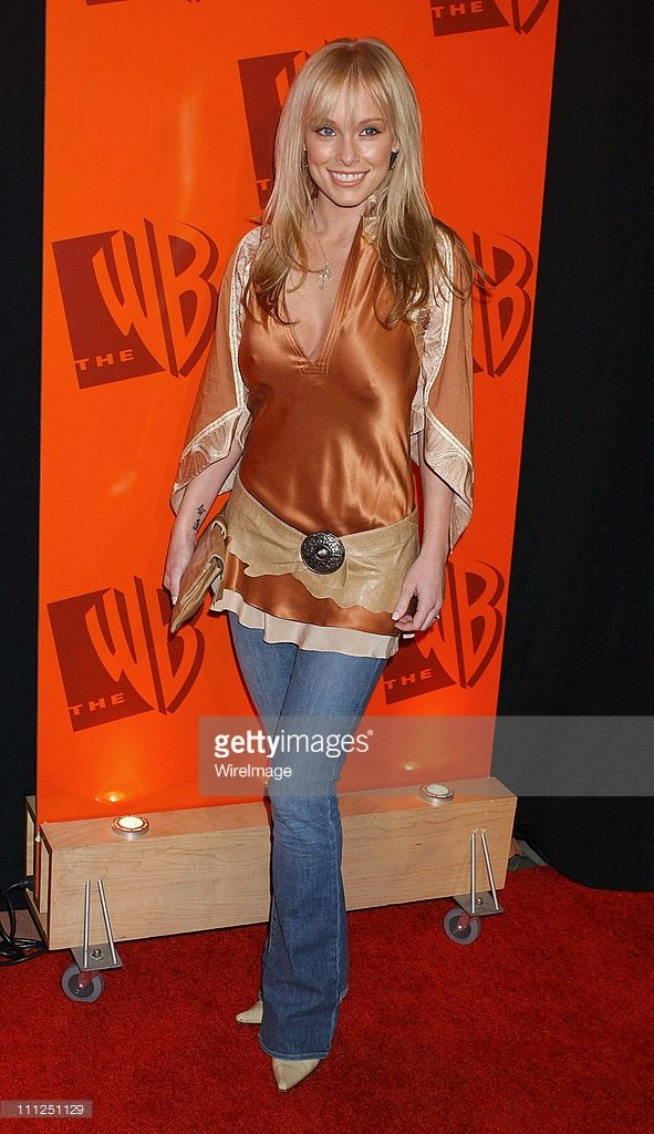 Jaime Bergman during The WB Network's 2004 All Star Party at Hollywood & Highland in Hollywood, California, United States.