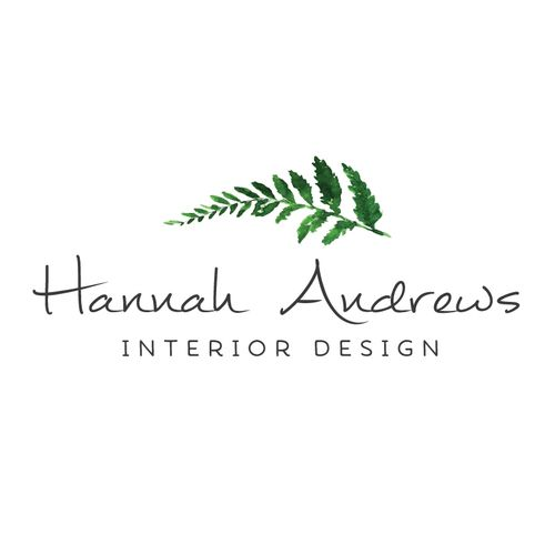 Premade Logo - Fern Leaf Logo Design - Customized with Your Business Name!