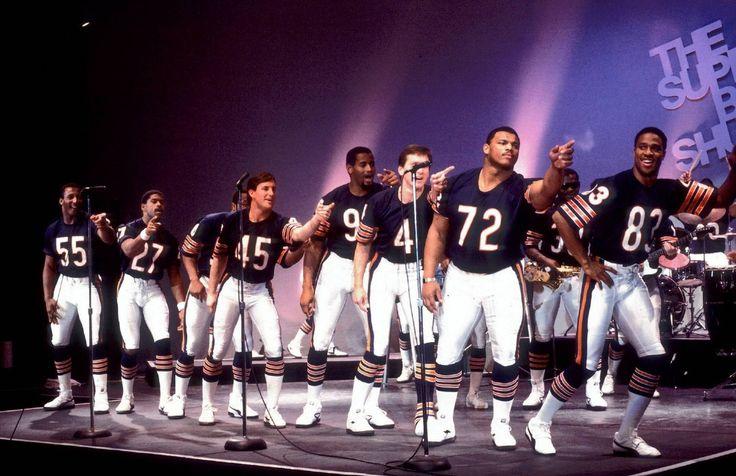 VIDEO: 1985 Chicago Bears 'Super Bowl Shuffle'