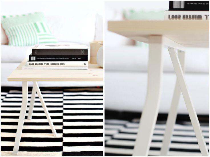 DIY: COFFEE TABLE #denmark