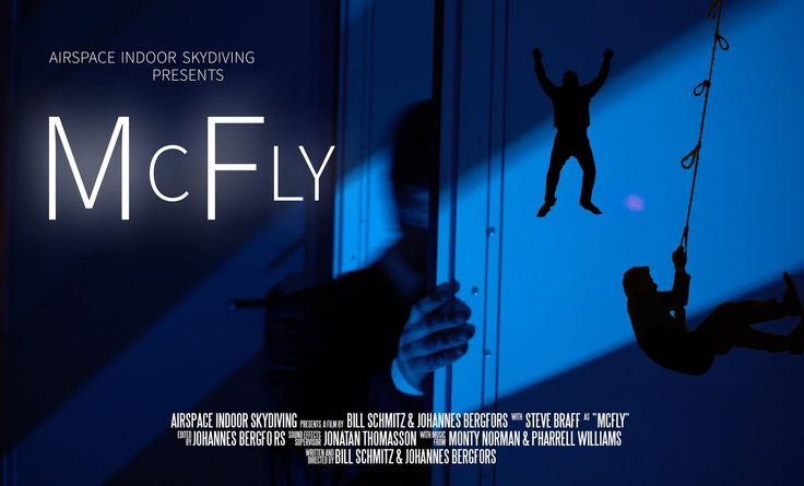 McFly - More indoor skydiving videos at: http://www.indoorskydivingsource.com/videos/