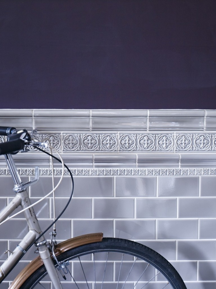 Fired earth tiles photography by emma lee styling for Home wallpaper fired earth