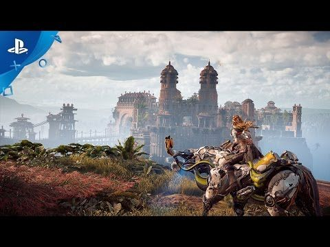 Game Engine: HORIZON ZERO DAWN NEW TRAILER REVEALS NEW FOES, AL...