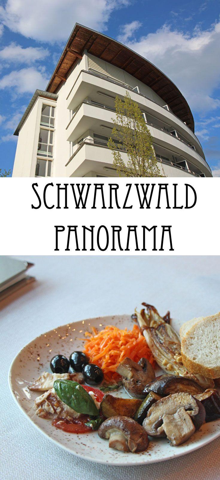 Hotel Schwarzwald Panorama im Nord-Schwarzwald (Baden-Württemberg, Deutschland)