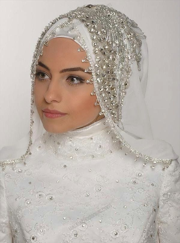 Wünderschöne Muslimische Braut