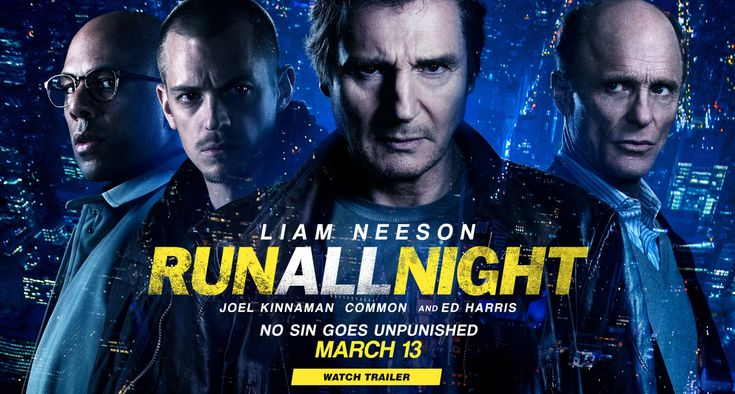 Liam Neeson Tells Us All About His Shocking [SPOILER] Scene In 'Run All Night' Run All Night #RunAllNight