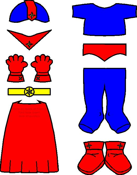 superhero costumes-Make your own   Super hero week