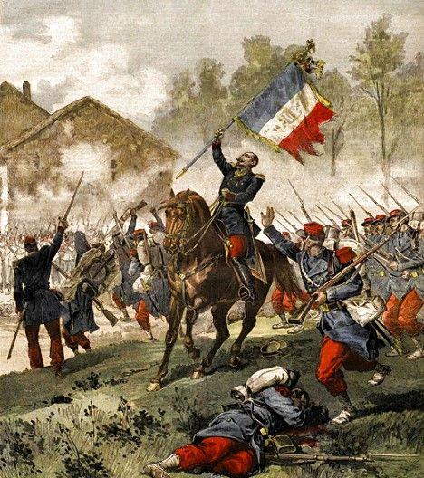 Le 24 juin 1859 – La bataille de Solferino | AU FIL DES MOTS ET DE L'HISTOIRE