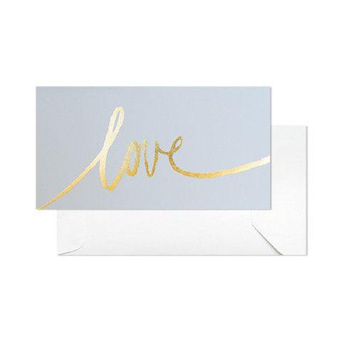 Pretty Love Card – Paper Luxe