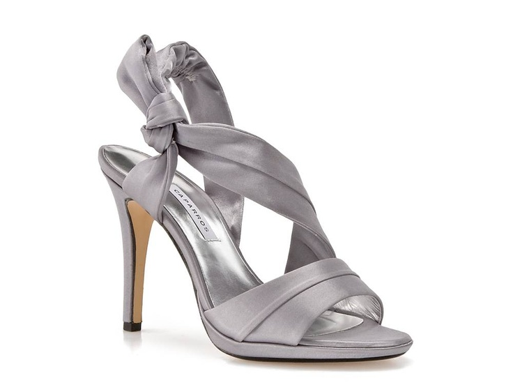 Dsw Silver Shoes | Gold High Heel Sandals