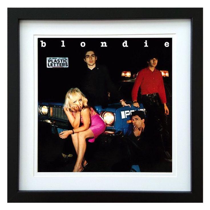 Blondie | Plastic Letters Album | ArtRockStore