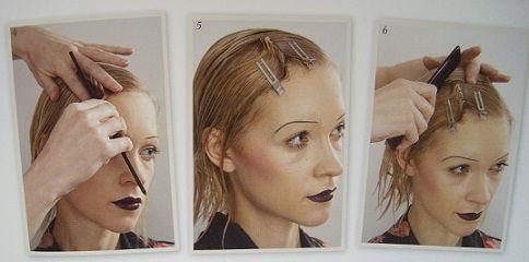 13 best images about Boucles vintage - coiffures bouclées style rétro on Pinterest | Coiffures ...