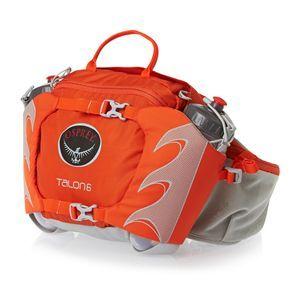 Osprey Backpacks - Osprey Talon 6 Lumbar Hydration Pack - Flame Orange