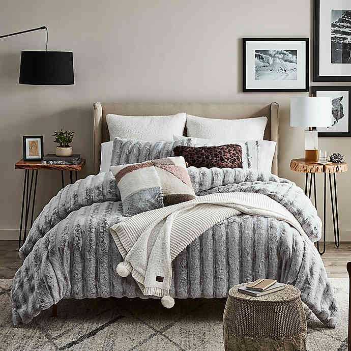 Ugg Wilder Comforter Set Bed Bath Beyond Bed Comforter Sets