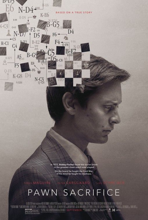 Click to View Extra Large Poster Image for Pawn Sacrifice