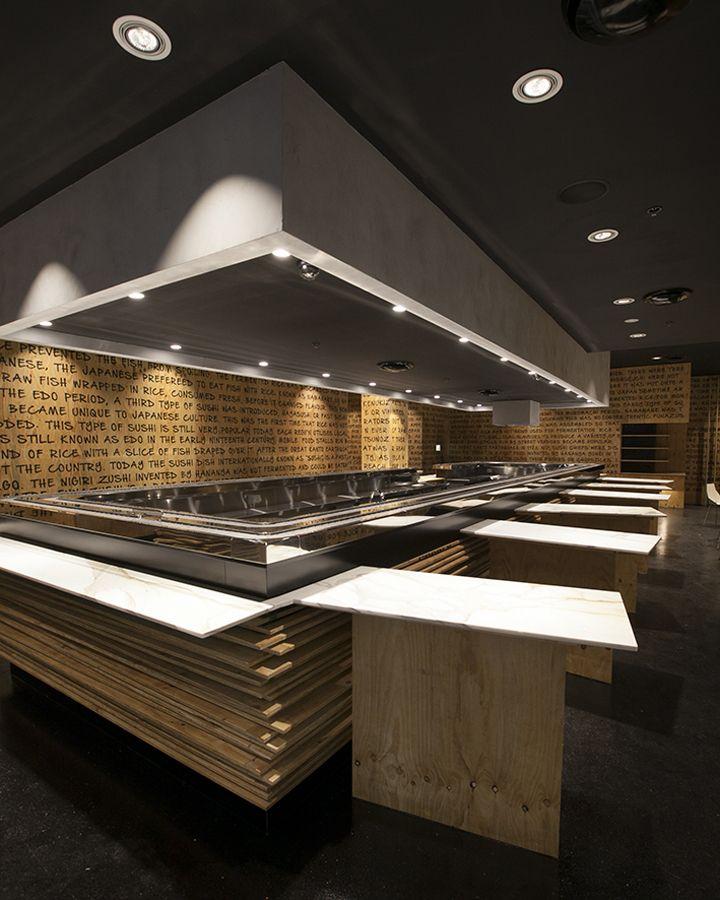 Mitzu restaurant by StudioMKZ, Sydney – Australia