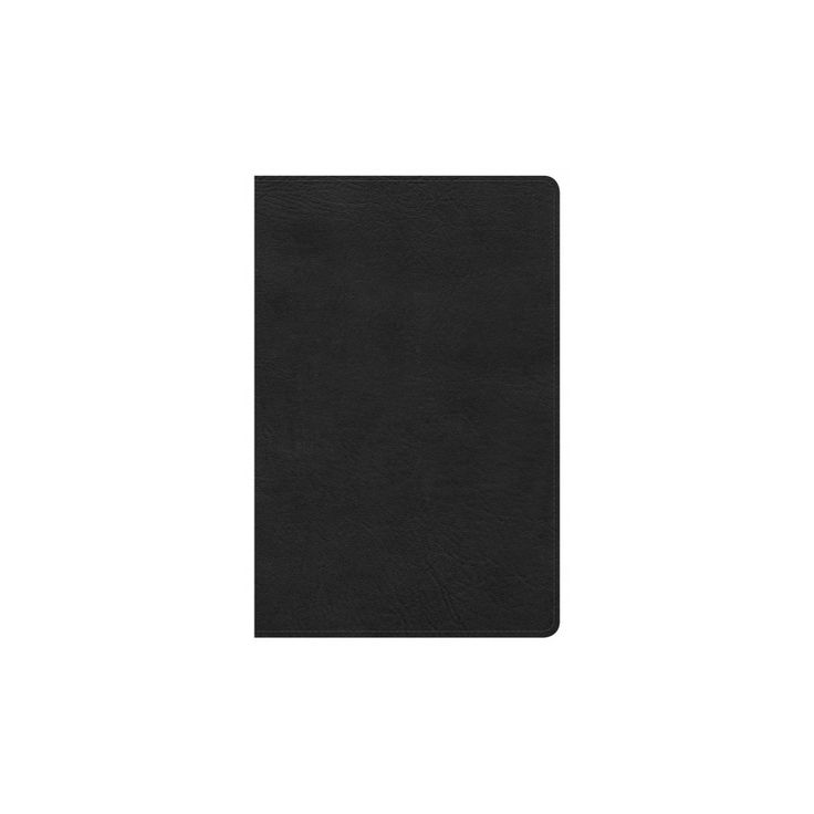 Holy Bible : New King James Version, Ultrathin Reference Bible, Black Leathertouch (Indexed) (Paperback)