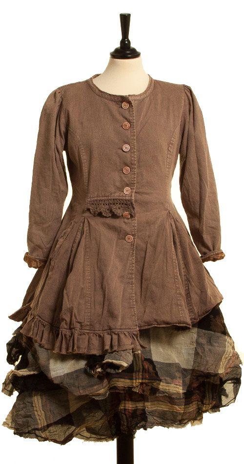 Baumwoll-Twill Jacket von Ewa i Walla