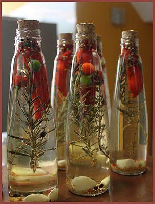Vinagre aromatizado