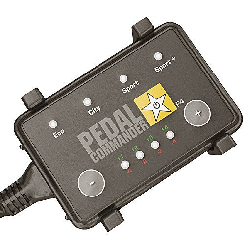 Pedal Commander throttle response controller for Dodge RAM, Charger, Magnum, Challenger & Durango - get increased performance or save fuel up to 20%  ELIMINATE RESPONSE DELAYS in your Dodge's acceleration  EASY plug-&-play installation that DOES NOT void your warranty  4 adjustable modes: Eco, City, Sport, Sport+ (ECO mode can also be used for better traction in snow and off-road)  Improve FUEL ECONOMY up to 20% in your Dodge with ECO mode  100% money back GUARANTEE within 30 days if y...