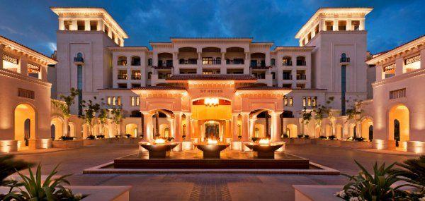 Hôtel Emirats arabes unis : The St. Regis Saddiyat Island - Moyen Orient - 2