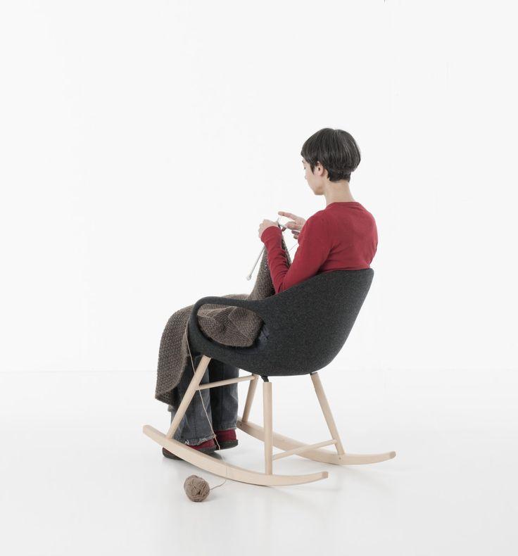 Elephant_upholstered_6 #chair #rocking #kristalia #design #ergonomic #relax