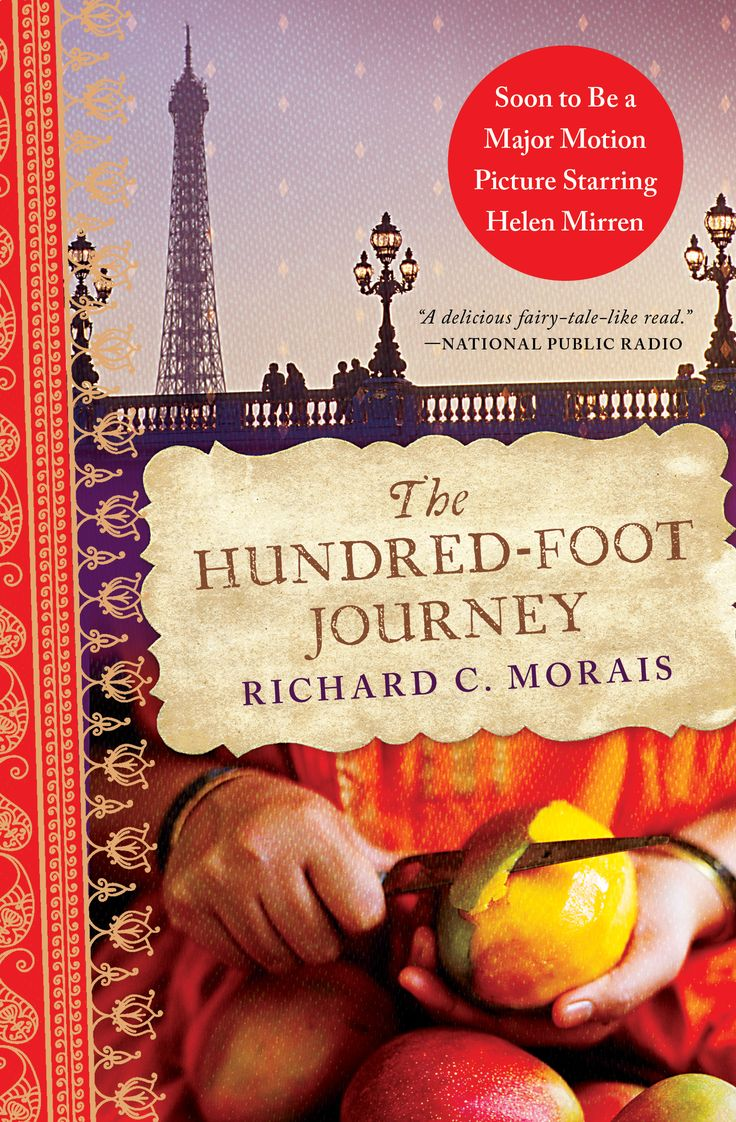 The Hundred-Foot Journey -- good descriptive story of a young man from Mumbai, France and finding his destiny. And some of the native dishes ....makes you hungry.