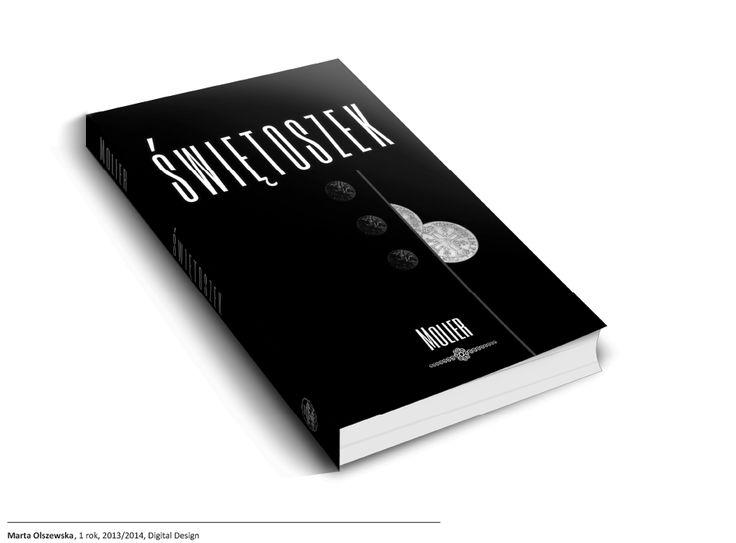 book cover - by Marta Olszewska