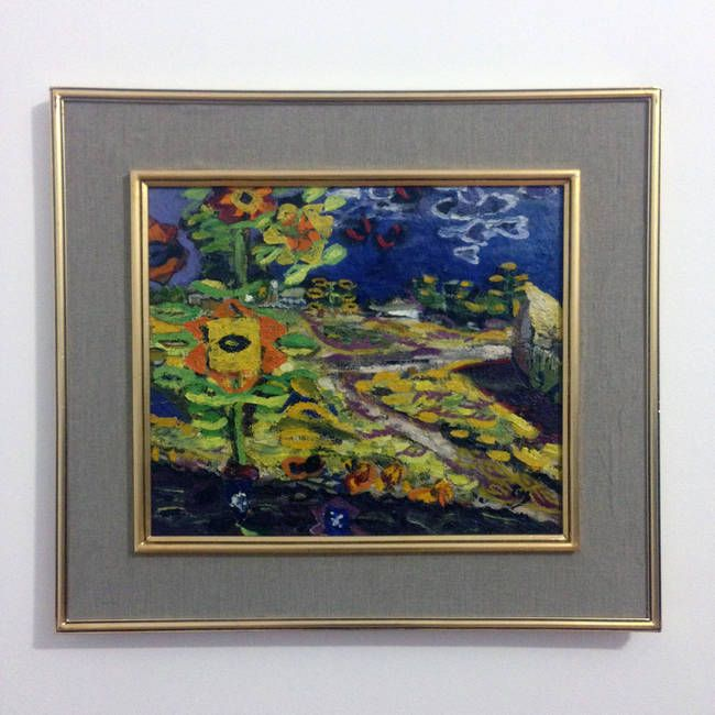 Ion Tuculescu - Floarea soarelui