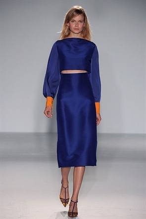 Roksanda Ilincic   Spring / Summer 2013: Summer 2013, Walk In Closet, Roksanda Ilincic, S S Womenswear, Blue Beauty, Spring Summer, Fashion 2013
