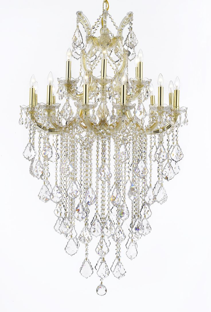 346 best crystal chandelier : Czech glass images on Pinterest ...