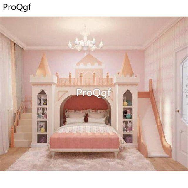 Letto A Forma Di Castello.Online Shop Proqgf 1pcs Un Set A Forma Di Castello Interessa