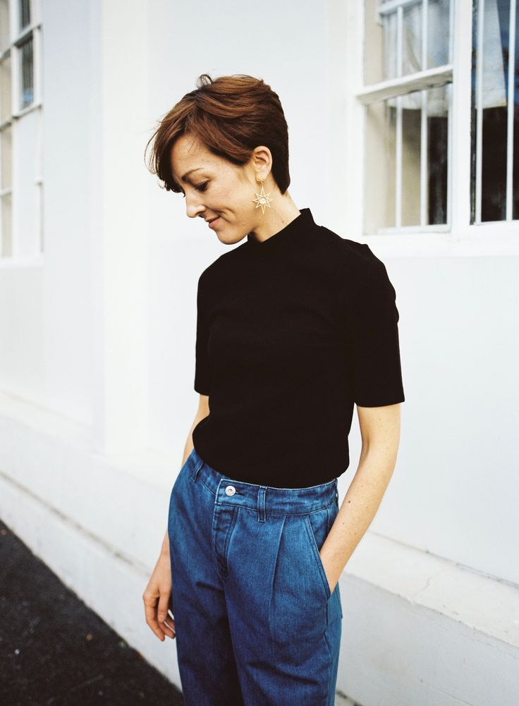 Rhapsody Top & Turnaround Pant by Kowtow. Ethical organic cotton.