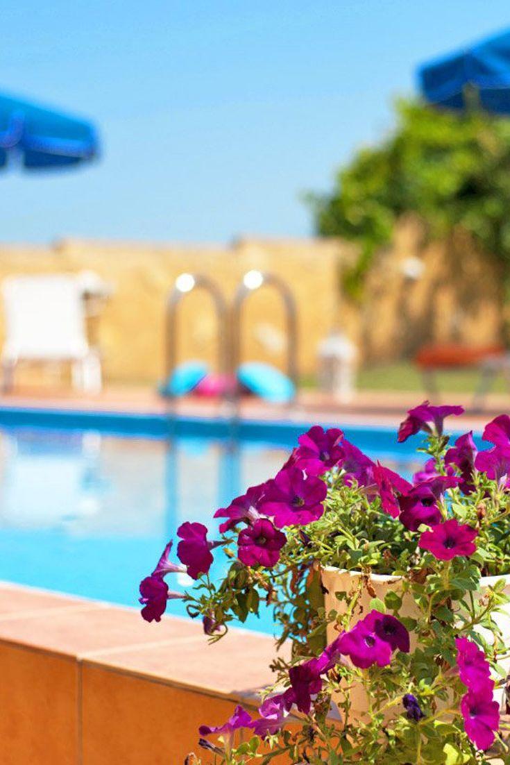 Villa Colorful in Agia Marina, Chania, Crete