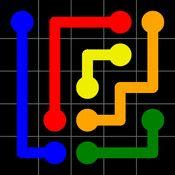 sär Fsk - Gy Ma Flow Free - Logiskt tänkande för stora och små en beroendeframkallande app som utmanar elever i alla åldrar. Bind samman punkter med linjer i olika färger. Enkelt? Prova själv! Den går ut på att man skall binda samman två punkter med vandrar utan att linjerna korsas.  Kopingsskola-utb