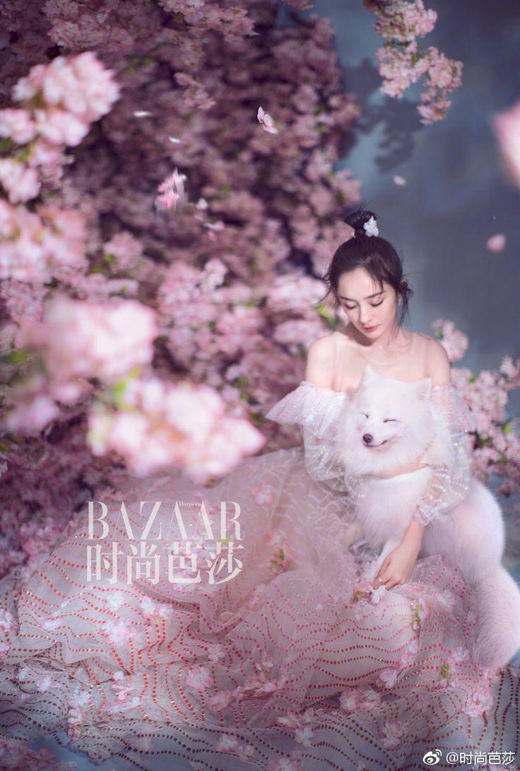 Yang Mi for Harper's BAZAAR