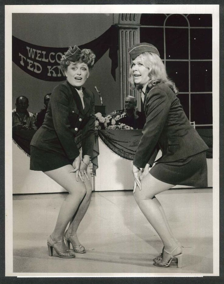 Rue Mcclanahan Loretta Swit Ted Knight Cbs-tv 8x10 Photograph 1976 from $11.5