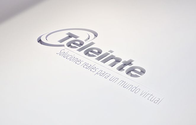 Rediseño Logo - Teleinte