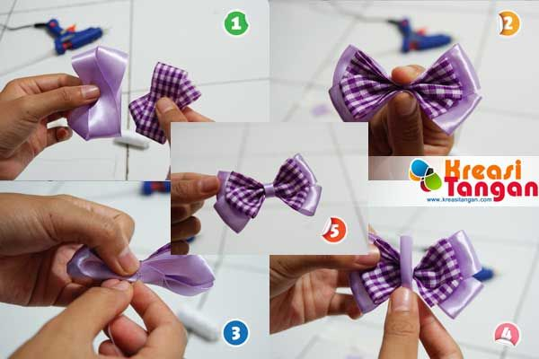 Cara Membuat Headband Bayi Lucu Simple