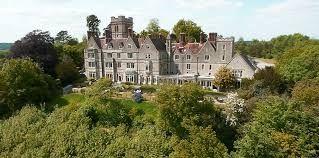 Nutfield Priory, UK