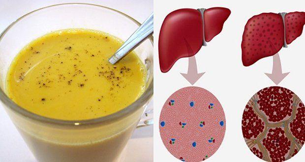 Détoxifiez votre foie en une semaine avec ce thé au curcuma