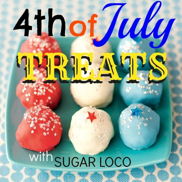 fourth of july food pics