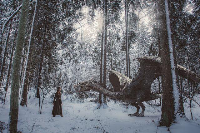 Nessa: Metsässä lohikäärmeen kanssa