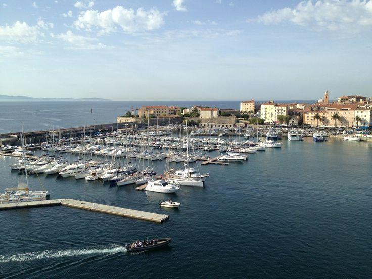 Port d'Ajaccio in Porto-Vecchio, Corse