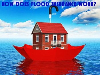 How Does Flood #Insurance Work? Everything You Need to Know About #Realestate Flood Insurance: http://www.maxrealestateexposure.com/need-know-real-estate-flood-insurance/