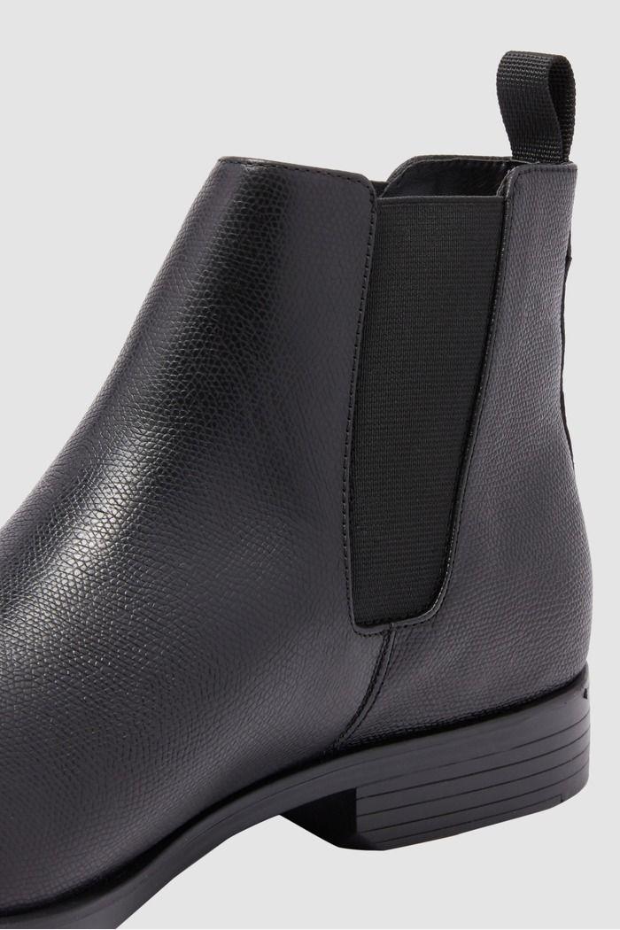 حذاء بوت كاشتون بطول الكاحل Chelsea Boots Ankle Boot Boots
