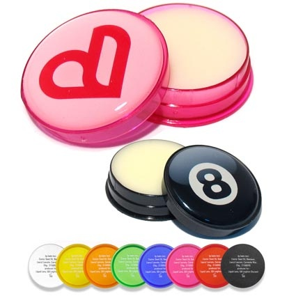 promo item mini personalized lip balms from just £0.73